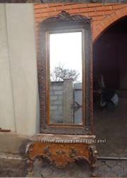 Старинное магическое зеркало