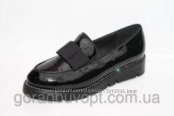 Лоферы туфли стразы ассортимент 6 моделей
