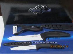 Ножи керамика Barton steel BS-9003 набор.