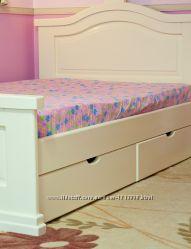 Ліжко в класичному стилі масив дуб