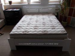 Ліжко Стиль масив бук дуб