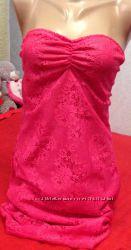 Шикарное розовое платьячко фирмы Terranova