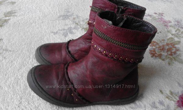 Ботинки, сапожки Mod8. Натур. кожа. Размер 28 стелька 18 см