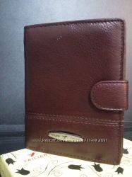 кошелек портмоне натуральный кожаный Tailian