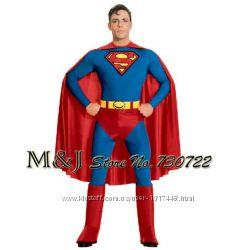 Карнавал Костюм на взрослого Супермен