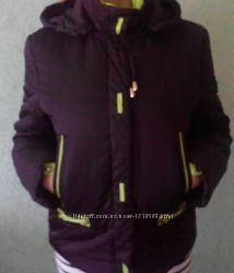 Качество и цена супер. Теплая зимняя куртка р. 46