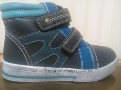 Модные качественные демисизонные ботиночки. Размер 32-37