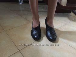 Качественные туфли Clarks