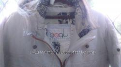 Женская курточка 54р