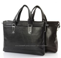 Стильная мужская сумка. Размер 35-27-6 см