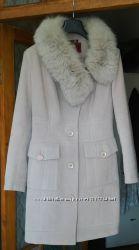 Зимнее женское пальто 46 р-р