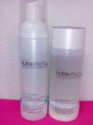 Продам набор для очищения лица серии Nutraeffects Avon из 2 единиц