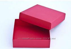 Продам крафт коробки 90мм90мм25мм