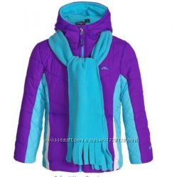 Куртка Pacific Trail с шарфом