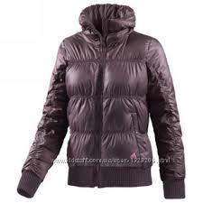Куртка на сентипоне adidas J Padded Bomber G69666