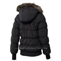 Куртка женская adidas PADDED JACKET FAUX FUR TRIMMED