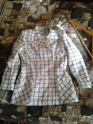 Пиджак, полупальто Bestini, Франция, оригинал, натур. ткань