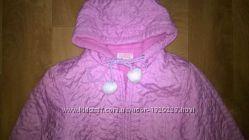 Куртка демисезонная на девочку 2-3года.