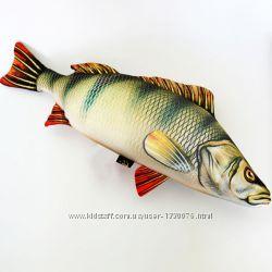 Антистрессовая подушка-игрушка Рыба