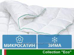 Одеяло детское антиаллергенное EcoSilk Зима 110 x140 микросатин 003