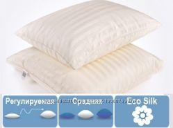Подушка детская Carmela EcoSilk 40х60 антиаллергенная  119 средняя