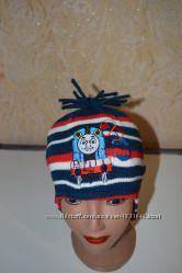 продам деми шапку M&Co ОГ 52 см