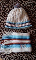 Шапочка і шарфік
