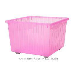 Ящик на колесиках для хранения игрушек IKEA