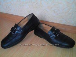 Tods туфли кожа 36, р 23 см