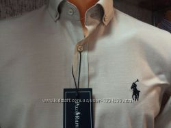 Рубашка Polo Ralph Lauren cтильная, модная, сезон 2018 НаличиеНовые