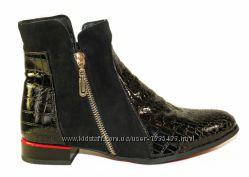 Ботиночки на змейке