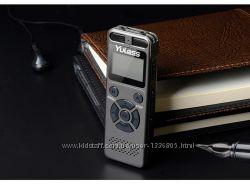 Yulass GV30 цифровой диктофон 8гб мини mp3-плеер поддержка карты памяти