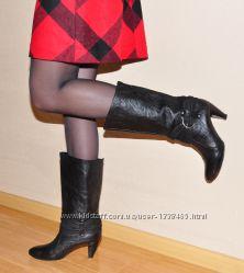 Женские сапоги MISS SIXTY 40 натуральная кожа