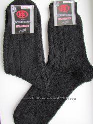 Зимові чоловічі носки, х. б. , повна махра.