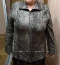Демисезонная куртка-пиджак, 56-58 р.