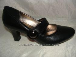 Туфли женские кожа 35, 36, 38