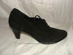 Туфли женские замша 36, 39 - распродажа