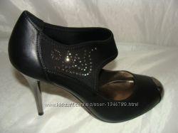 Туфли женские кожа 35-39 - распродажа