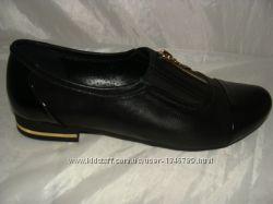 женская кожаная обувь 38, 39