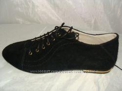 женская кожаная обувь 36р.
