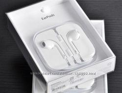Apple Earpods оригинальные наушники. Год гарантии.