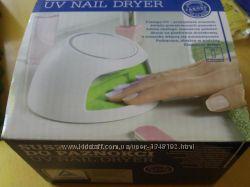 Портативна UV сушка для нігтів на батарейках