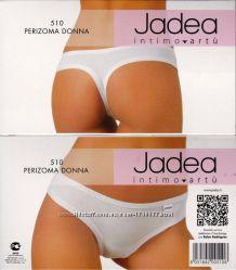 Трусики jadea 510 белые, черные. Размеры в наличии