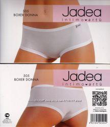 Трусики jadea 505 белые, черные, Размеры в наличии.
