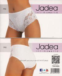 Трусики jadea 792 maxi белые, черные. Размеры в наличи