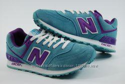 Женские кроссовки New Balance Encap голубые