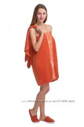 Набор для сауны женский Merzuka