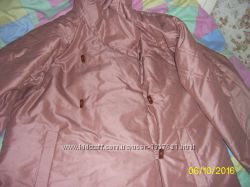 Куртка на синтапоне большой размер