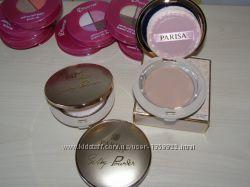 Компактная пудра Parisa с эффектом шелка