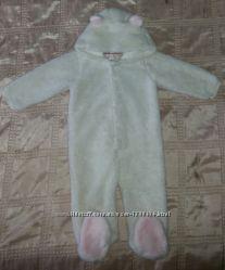 Человечек слип пижама р. 74-80 9-12 месяцев